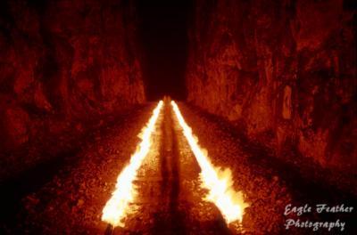 Tren al infierno